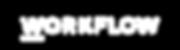WORKFLOW Logo weiß freigestellt