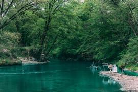 ANTLESS nature river