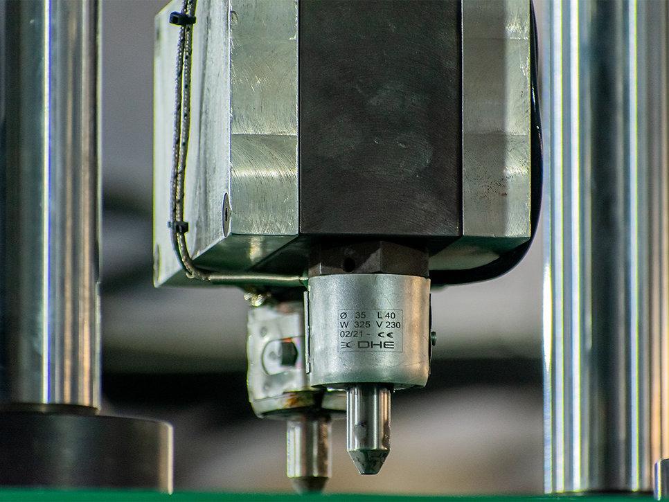 double Nozzle | vertical injection molding machine | single slider | Custom Molding machine
