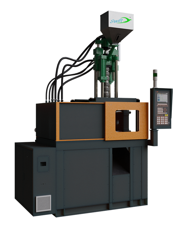 Horizontal Clamping Vertical Injection Molding Machine | vertical injection molding machine