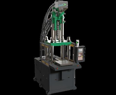 Single Slider Type Vertical Injection Molding Machine