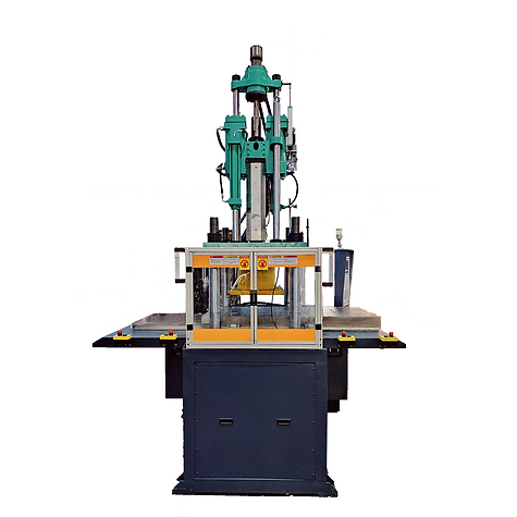 Double Slider Vertical injection Molding Machine
