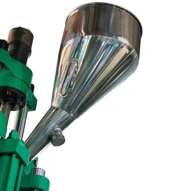 Vertical Injection Molding Machine Material Hopper | plastic material hopper