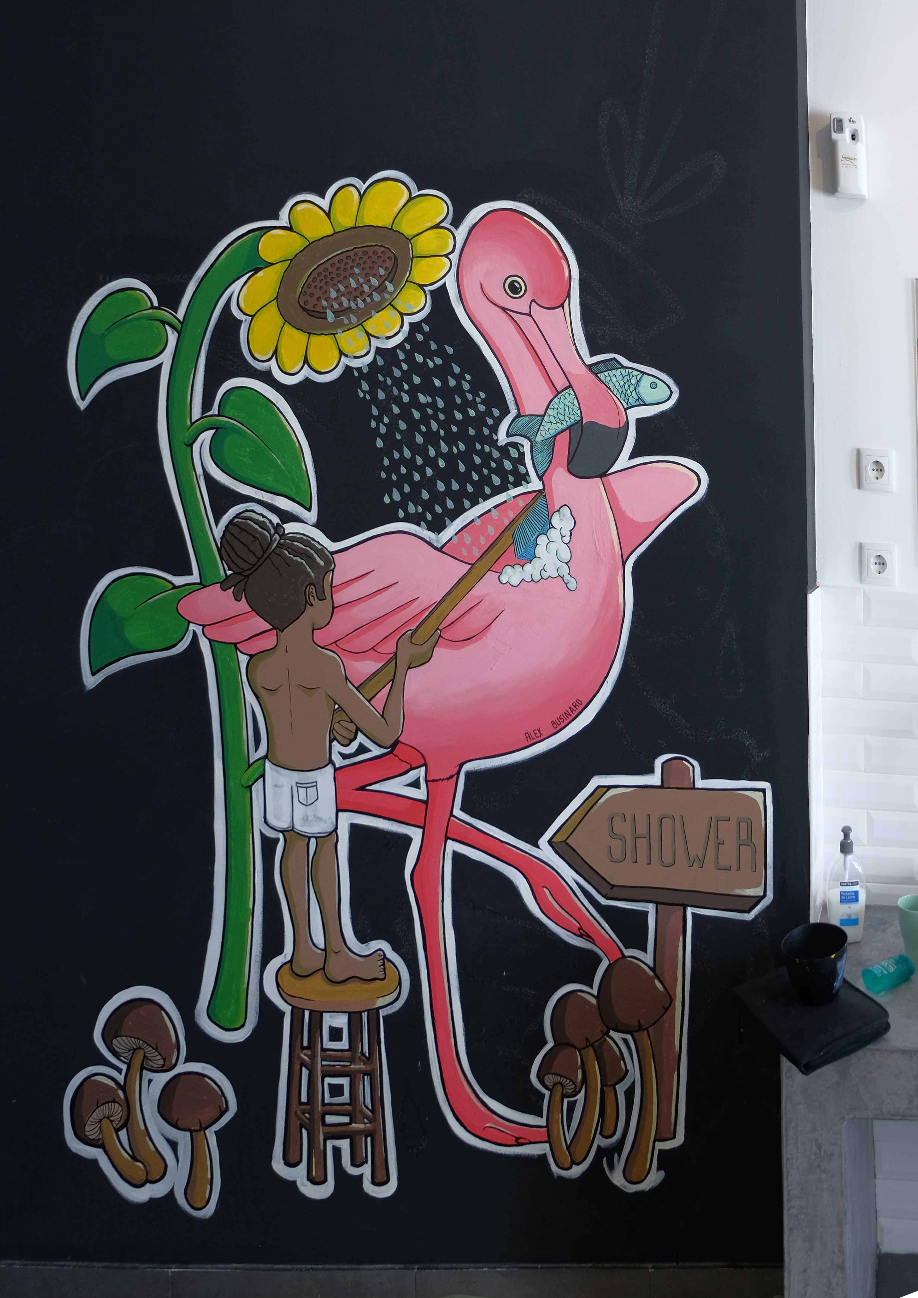 hostelicious_flamingo