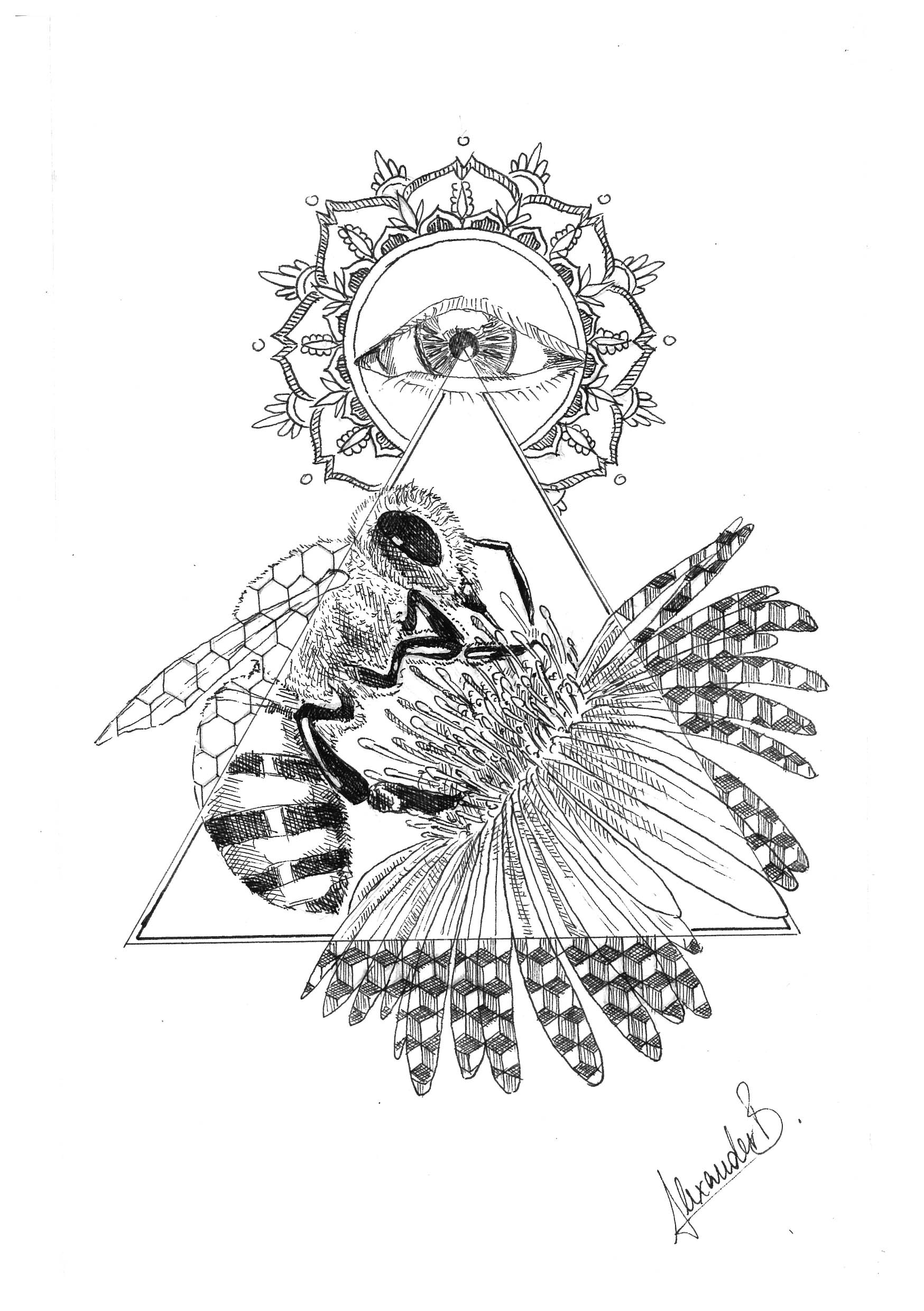 ink_bee (A5)