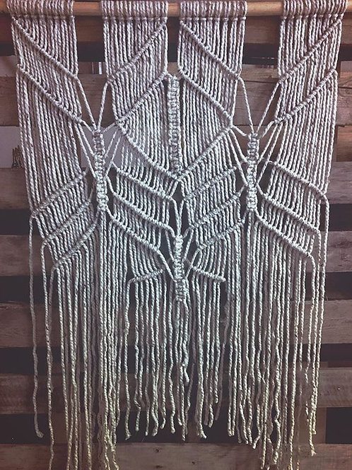 Large Macrame Wallhanging