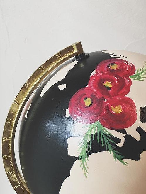 11in Custom Globe