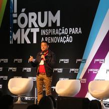 PALESTRA FERNANDO KIMURA FÓRUM DE MARKETING AMCHAM SP