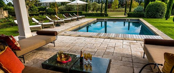 Luxus Urlaubsvermietung in der Provence