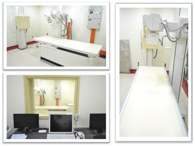 The X-Ray Room