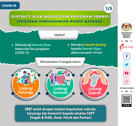 Program Pengurangan Risiko Daerah -DRRP-