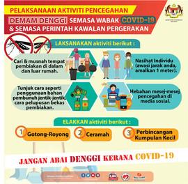 64-Perlaksanaan aktiviti pengcegahan dem