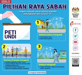 Pilihan Raya Sabah Nasihat Kepada Orang