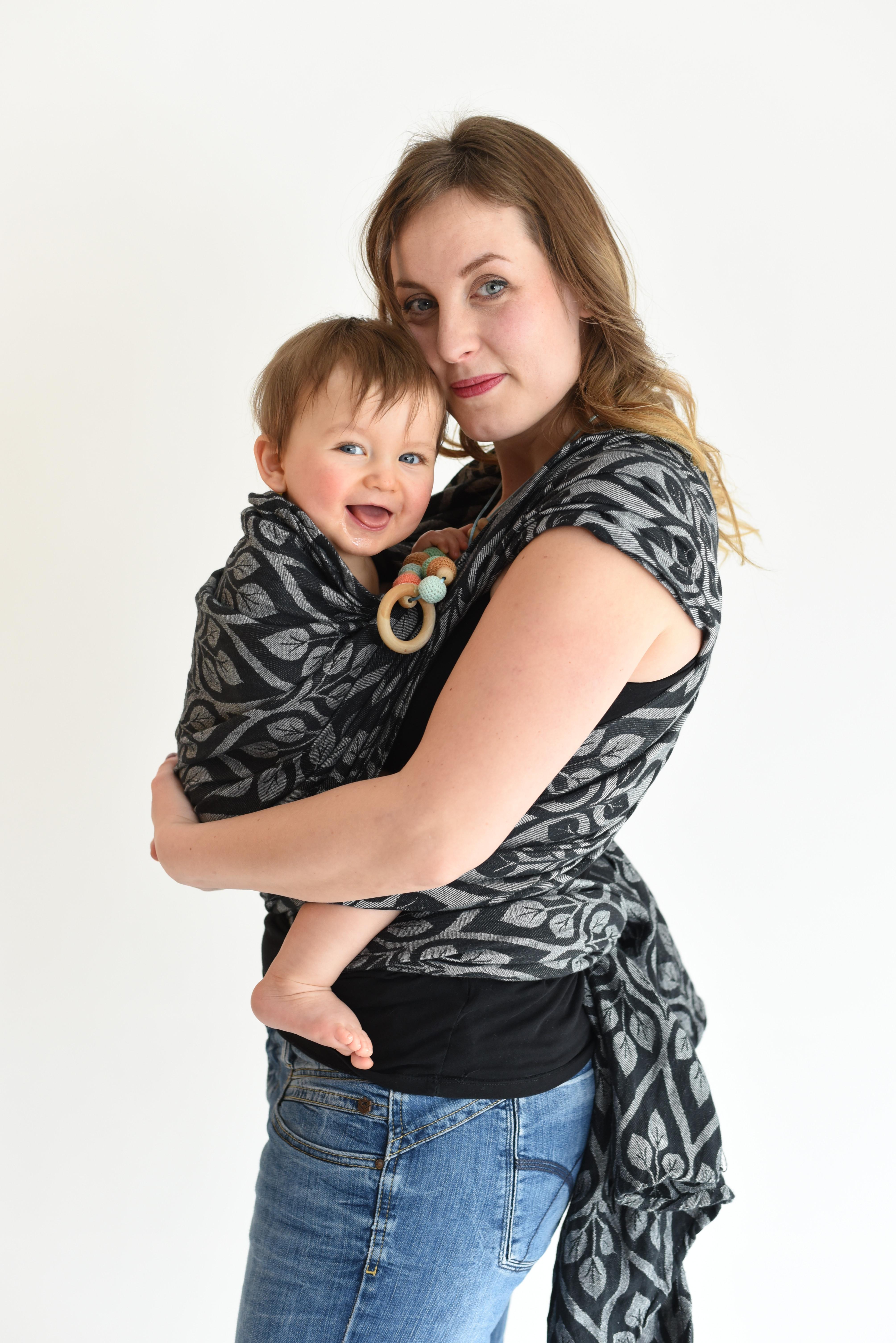 Atelier portage bébé