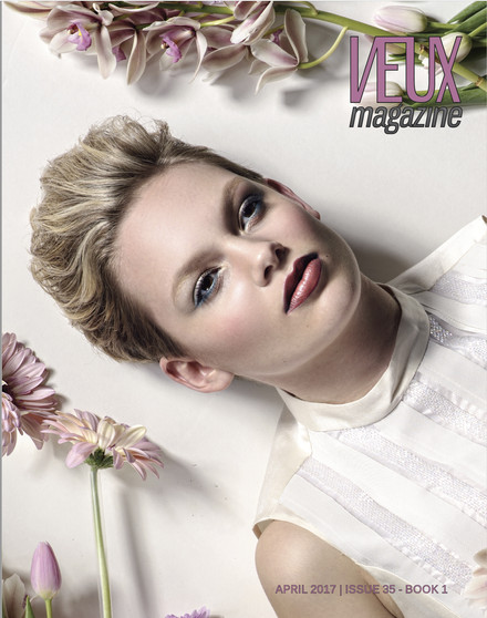 Veux Magazine Cover