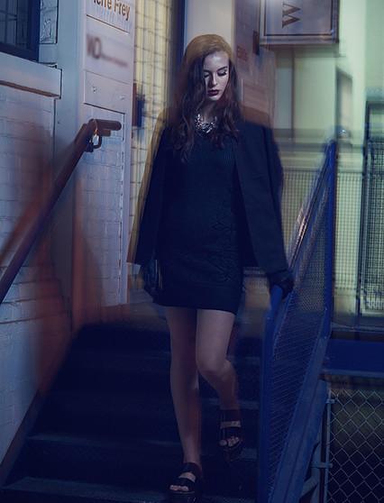 Elegant Magazine - Night Vision