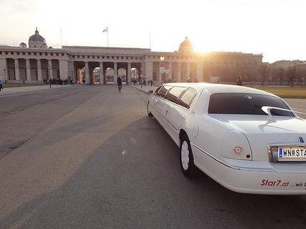 limousinenfahrt wien
