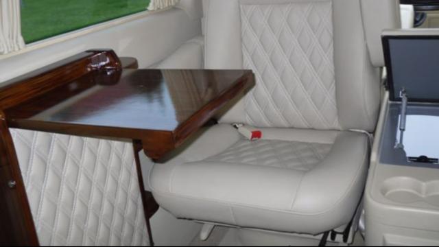 Mercedes VIP Shuttle Transporter