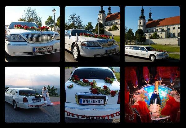 limousine wien 12 Personen