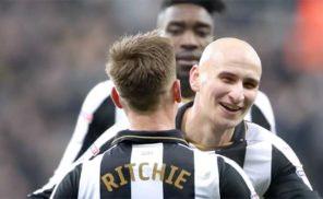 Newcastle United player ratings v Rotherham (H)