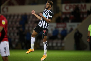 Newcastle hit Morecambe for 7 to ease into 4th Round of the League Cup