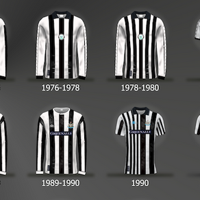 It's all there... United's history in black and white.