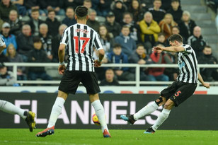 Newcastle 2-0 Burnley