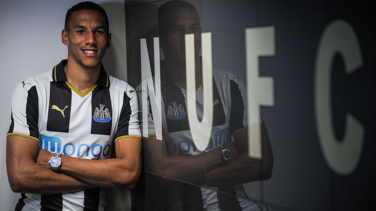 Isaac Hayden: Newcastle United