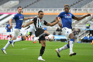 Callum Wilson scores twice as Newcastle  take all three points against Everton at St James Park