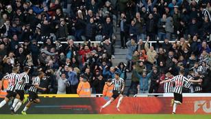 Newcastle United 3-2 Everton