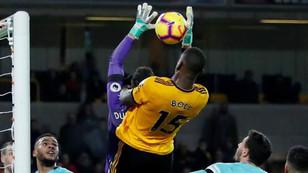 Wolves 1-1 Newcastle United