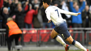 Spurs 1-0 Newcastle United