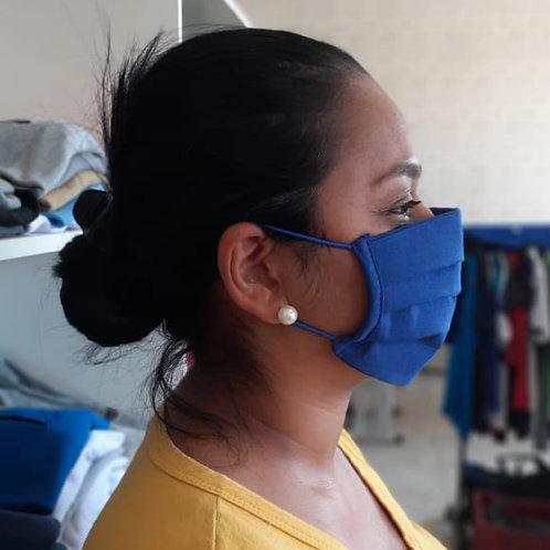 Máscara Personalizada 100% Algodão