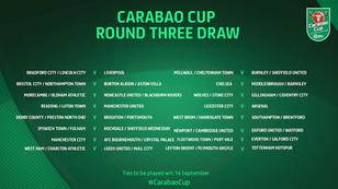 Newcastle get favourable Carabao Cup draw