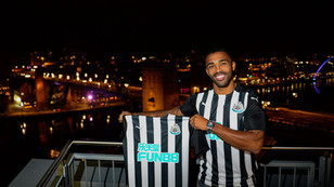 Wilson joins Newcastle United on 4 year deal