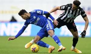 An Andy Carroll strike no more than a consolation as Maddison and Tielemans   sink poor Newcastle
