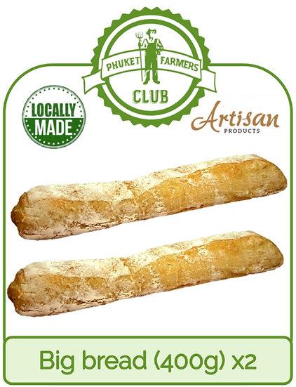 Big bread (400g) x2