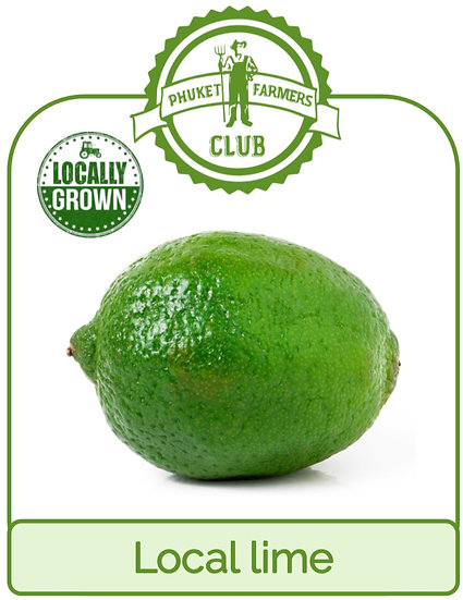 Local lime