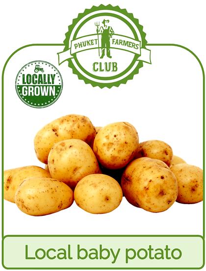 Local baby potato