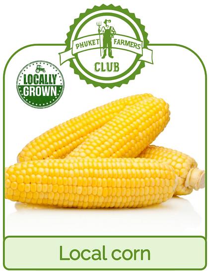 Local corn (4 pieces)