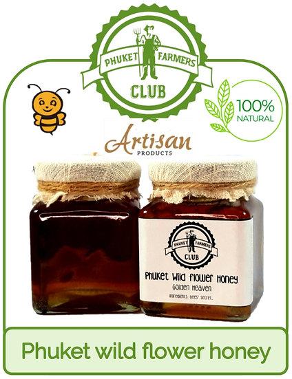 Thai wild flower honey (250ml)