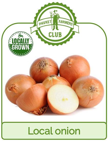 Local onion