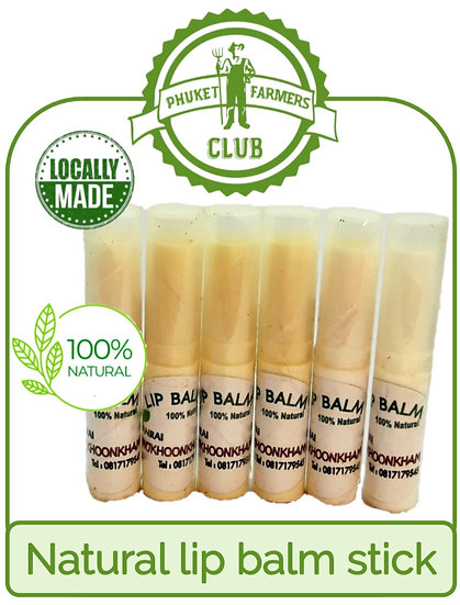 Lip balm 100% natural (stick)