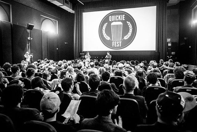 Apply for Quickie Fest 5! Link in profile!