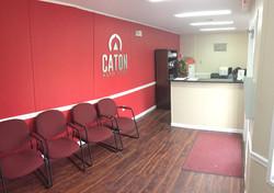 Caton interior office view