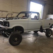 Ford F-250 All Over Paint Job