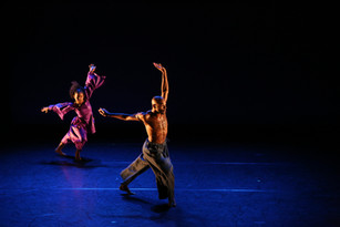 """""""Upside Down"""" (2020) by Ronald K. Brown set on The Second Avenue Dance Company at Tisch Dance"""