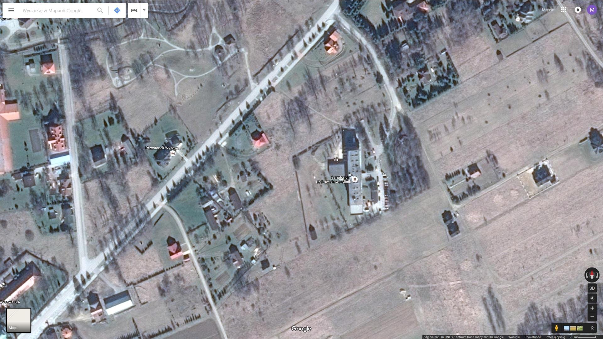 google earth Sanatorium