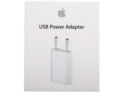 Зарядное устройство для iPhone 1А оригинал