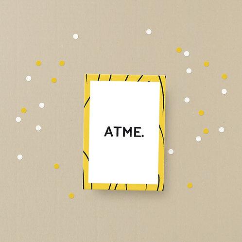 Postkarte ATME